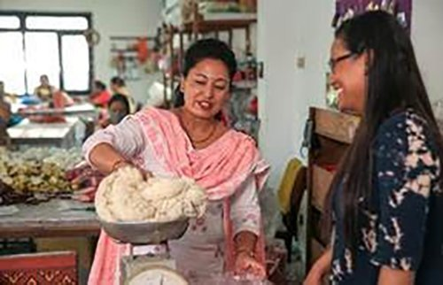 Sarita Maharjan - Association for Craft Producers in Nepal